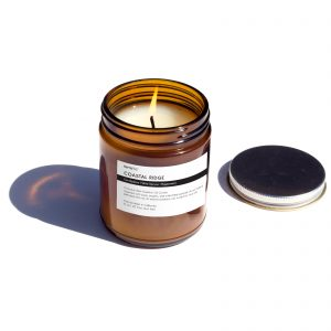 Essential Oil Coconut Wax Candle - Non-toxic candle, all natural